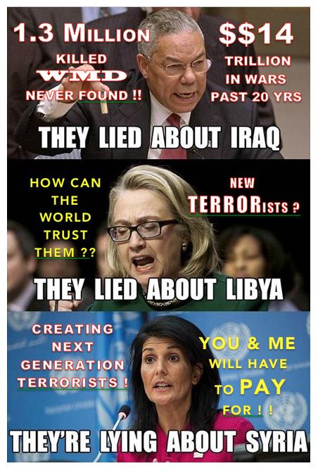 theyliedIraqLibyaSyria