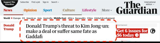 NK_trump threatens libya model