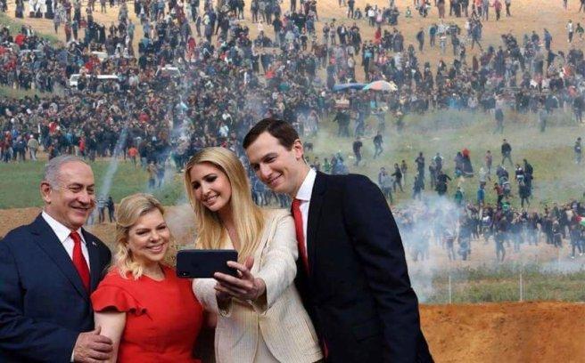 us-israel selfie